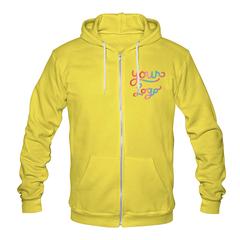 Zip up hoodie   american apparel