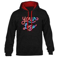 Two tone pullover hoodie   hoodbeast